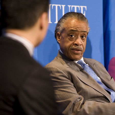 Al Sharpton, President, National Action Network speaking at the 2011 Symposium on State of America | The Aspen Institute