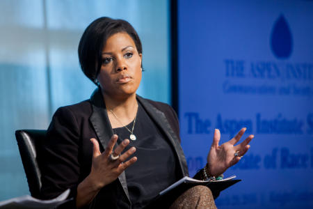 Stephanie Rawlings-Blacke, Mayor of Baltimore at the 2016 Symposium on  State of Race in America | The Aspen Institute